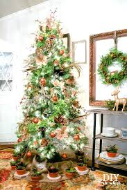 themed christmas tree decorations christmas tree decoration ideas amazing tree decorating ideas
