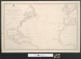 Map Of Equator In South America by Del Oceano Atlantico Septentrional Que Comprende Desde El Equator