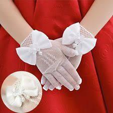 first communion gloves ebay