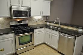 Kitchens Before  After - Brushed nickel kitchen cabinet handles