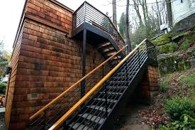 Wooden Stairs Design Outdoor Outdoor Stairs Design Exterior Floating Stairs Design Ideas With