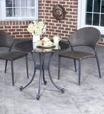 Granite Top Bistro Table 40 Best Garden Patio Furniture U0026 Accessories Images On Pinterest