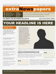 newspaper article template online best template examples