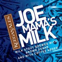 Keegan Joe Mama's Milk Stout | BeerPulse