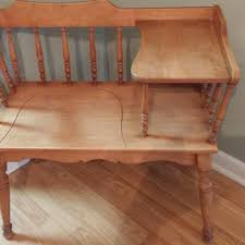 find more vintage phone chair gossip bench for sale at up to 90