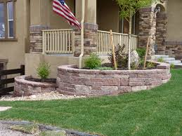 unique design landscaping walls stunning 1000 ideas about