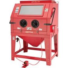 Harbor Freight Sandblast Cabinet Modifications Rotary Table Blasting Cabinet Machine With Cart China Rotary