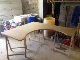 plateau bureau sur mesure mobilier sur mesure laqué