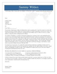 Resume Cover Letters Sample by 10 Best Cover Letter Samples Images On Pinterest Administrative