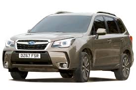 subaru forester old model subaru forester suv review carbuyer