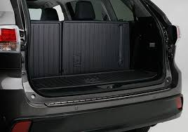 toyota sequoia cargo liner toyota highlander parts and accessories calgary