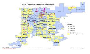 Denver Neighborhoods Map Northeast Denver Housing Center Uses Esri Arcgis Maps To