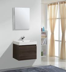 Small Vanity Sinks Bathroom Espresso Floating Vanity Cabinet With Storage Also