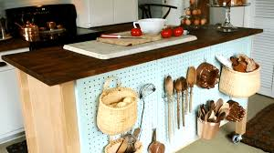 how to make a small kitchen island small space kitchen island ideas bhg com