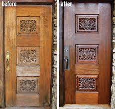 Exterior Door Varnish Varnish Exterior Door