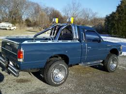 nissan pickup 4x4 lifted 1984 nissan pickup information and photos momentcar