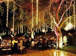 outdoor wedding lighting outdoor wedding reception and floor lighting perfection