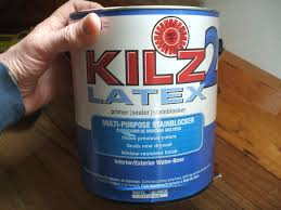 kilz 2 latex interior exterior water based primer