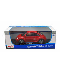 volkswagen maisto new beetle red colours may vary