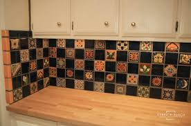 mexican tile kitchen backsplash italian moorish and mexican tile inspiration classical