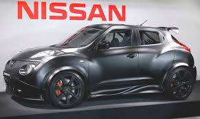 nissan juke type r nissan juke r first view of the munch monster