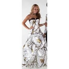 pink camo wedding gowns camo wedding dresses polyvore