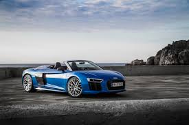 audi r8 spyder convertible the audi r8 spyder is the 200 mph convertible you ve been waiting