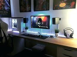 best computer desk reddit good computer desk gaming desk setup dual monitor computer desk by