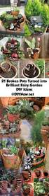 best 25 fairy garden pots ideas on pinterest fairy pots mini