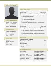 resume white space best resume templates with photo free download best resume