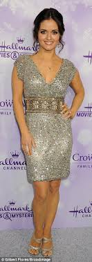 Lori Loughlin Thong - brooke shields shows off her curves in blue dress at the hallmark