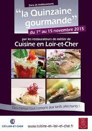 du 1er au 15 novembre vivez la quinzaine gourmande avec cuisine en