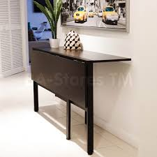matrix imports furniture tokyo folding dining table espresso