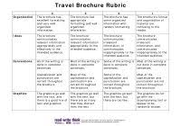 travel brochure template ks2 free brochure templates for word future templates