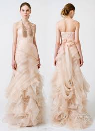 wedding dresses 2011 summer vera wang 2011 wedding gowns wedding inspirasi