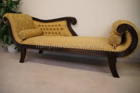 Sofa With A Chaise Lounge by