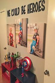Diy Superhero Room Decor Best 25 Super Hero Bedroom Ideas On Pinterest Boys Superhero
