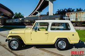 jeep commando for sale craigslist 1968 jeepster commando frame off restoration 71k miles gallery
