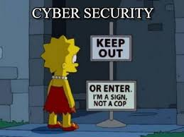 It Security Meme - cyber security keep out or not meme on memegen
