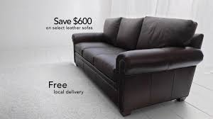 ethan allen sofa bed ethan allen luxury leather sales event tv commercial ispottv