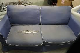 comment retapisser un canapé comment refaire un canap en tissu