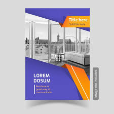 brochure templates for business free download purple corporate brochure template free download free vector