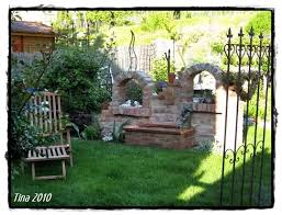 ruinen gartenmauern