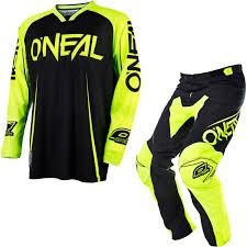 motocross jersey oneal mayhem lite 2017 blocker motocross jersey u0026 pants black hi
