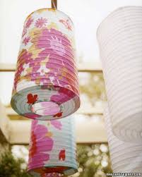 How To Decorate Pot At Home by Outdoor Party Ideas Martha Stewart