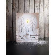 radiance flickering light canvas 114 best holiday with ohio wholesale inc images on pinterest