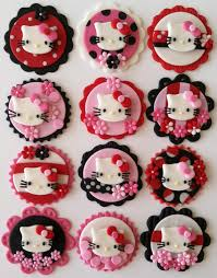 hello cupcake toppers items similar to hello cupcake toppers on etsy