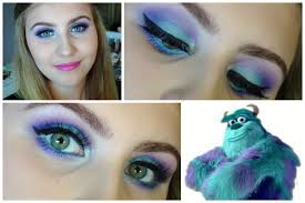 sully monsters inc inspired tutorial youtube