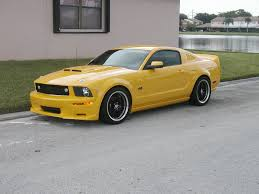 2007 Mustang Black Rims Recommend Me Some Black Wheels The Mustang Source Ford