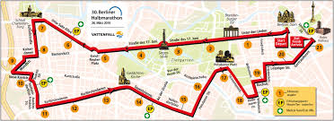 Sas Route Map by Maps Berlin A Divided City